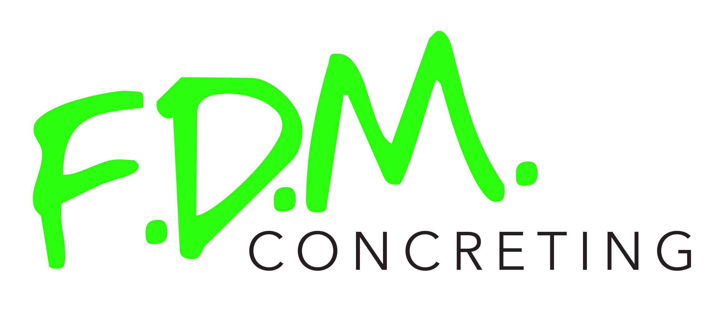FDM Concreting